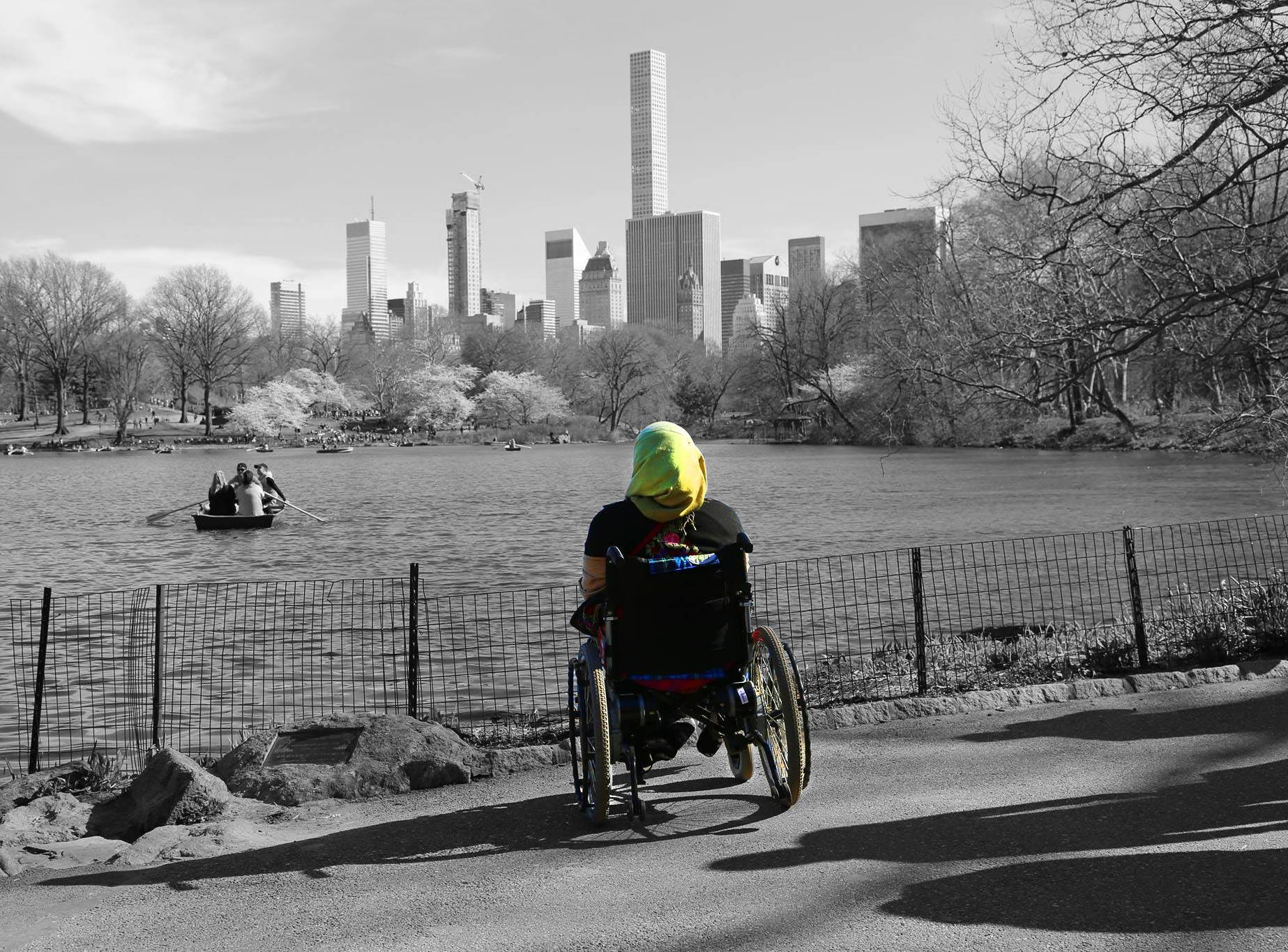 The Ride: The story of a true wheelchair (UPDATE)